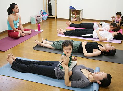 ヨガコミュニティSatya Yoga Sangha